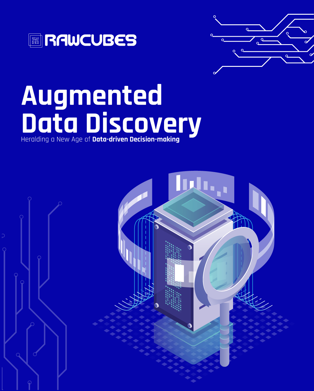 analytics & tools for data discovery